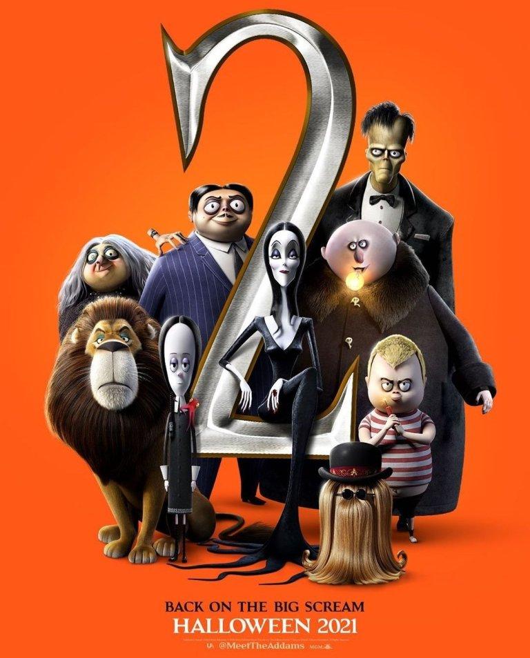 La Famiglia Addams 2: condivisi i nuovi character poster