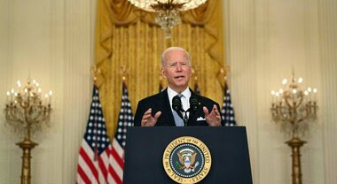 Joe Biden: il discorso del Presidente su ciò che sta avvenendo in Afghanistan