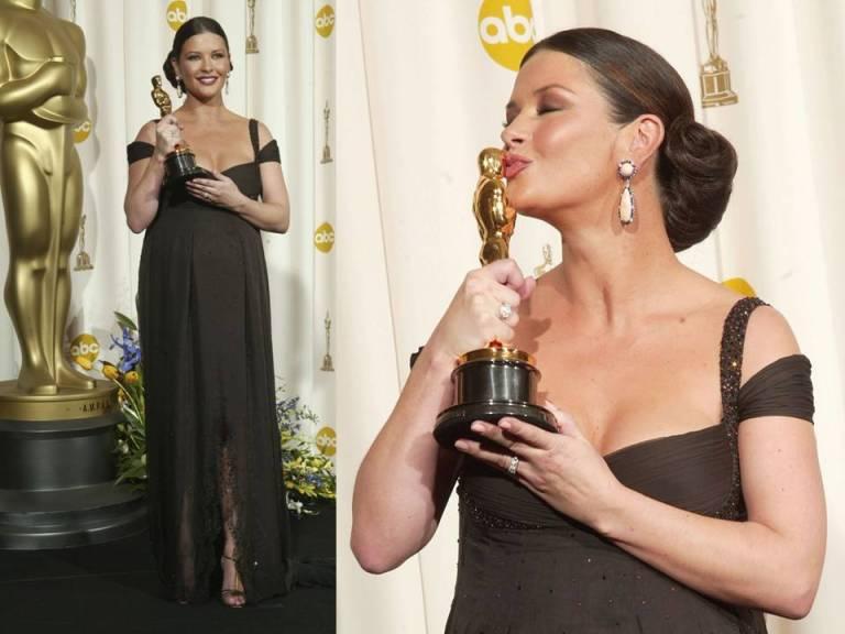 Catherine Zeta Jones e la gaffe di Vanity Fair