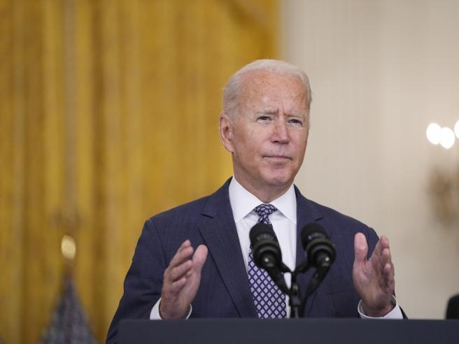 Il secondo discorso di Joe Biden sull'Afghanistan