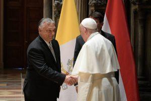 vaticano-papa-francesco-salvini-orban