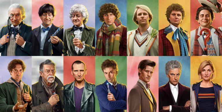 Doctor Who: perché guardare questa serie spaziale