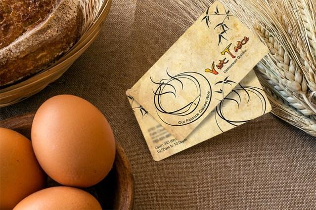 Busines Card - Viet Taste