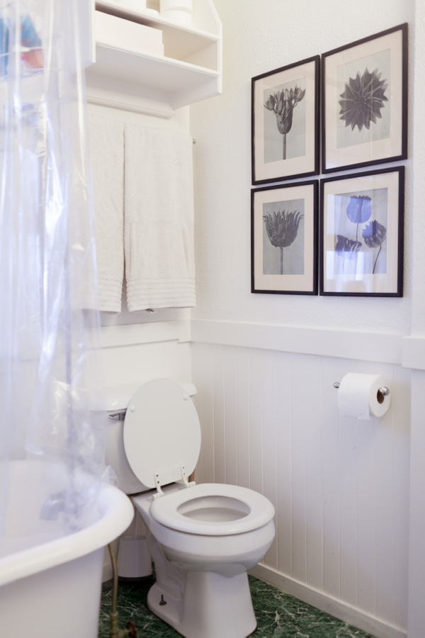 San Francisco Apartment Tour (500-Square-Feet!) | A Cup of Jo on Bathroom Ideas For Apartments  id=90018