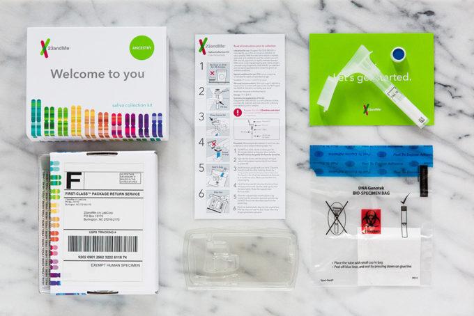 23andMe Ancestry Test