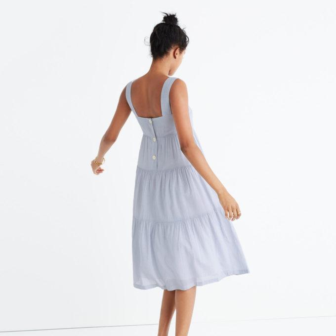 Five Pretty Blue Dresses