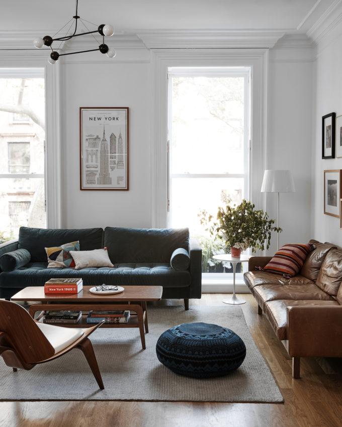 Joanna Goddard's Brooklyn Family Apartment