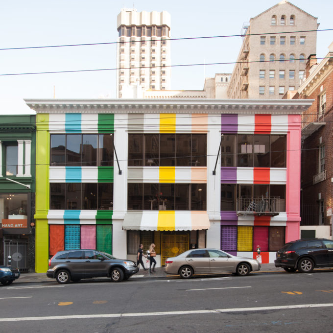 The Color Factory in San Francisco