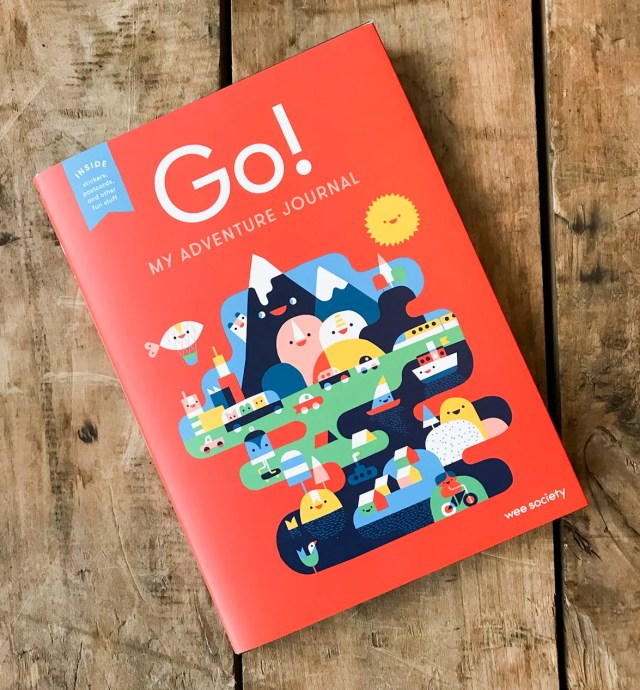 A Genius Kids' Book for Trips | A Cup of Jo