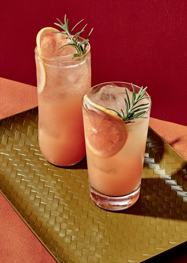 Mocktails good drinks by Julia Bainbridge