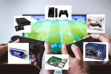 Best consoles for retro gaming 2017 hero