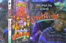 TMNT_WE WISH YOU A TURTLE CHRISTMAS SCREEN SHOT_1