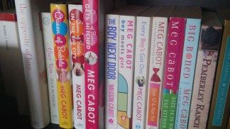 """Queen of Babble Series, The """"Boy"""" Series by Meg Cabot"""