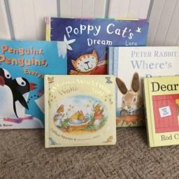 Books For Children: 0-1 years