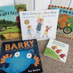 Books For Children: 1-2 years