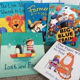 Books For Children: 2-3 years