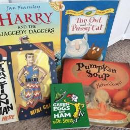 Books For Children: 4-5 years
