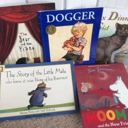 Books For Children: 5-6 years