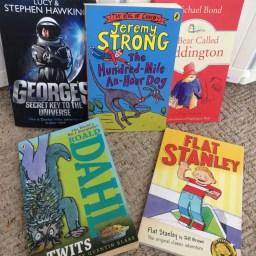 Books For Children: 6-7 years