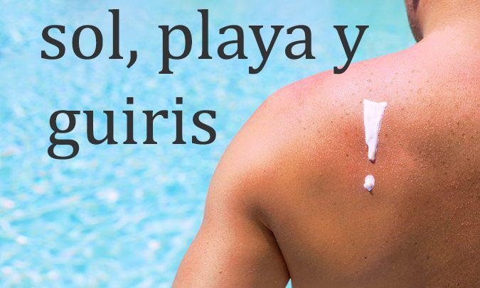 sol, playa y guiris - cupones fever