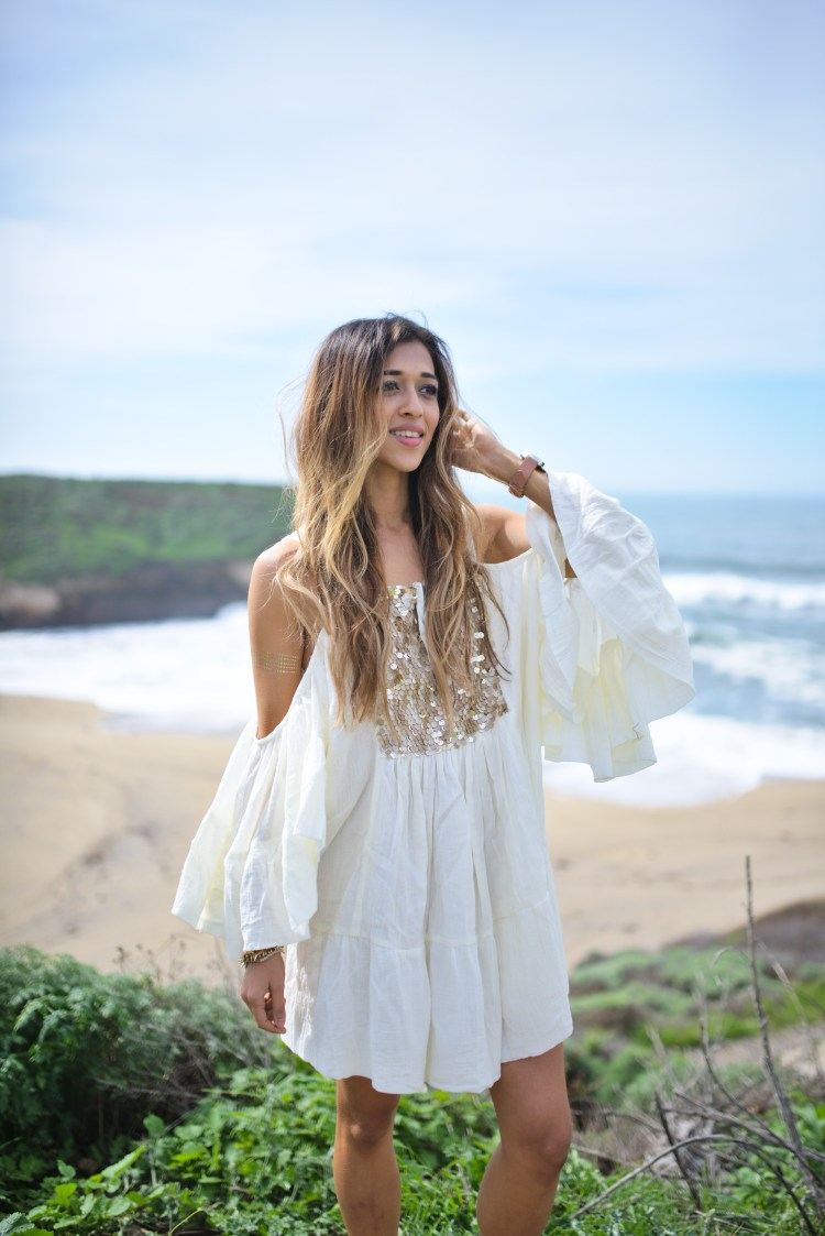 cuppajyo_sanfrancisco_fashion_lifestyle_blogger-santacruz-wildflower-fields-bohochic-bohemian-offtheshoulder-dress-2