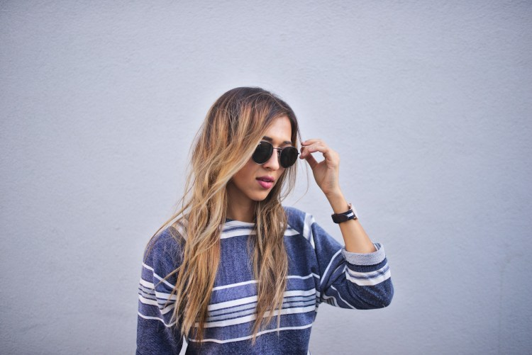 cuppajyo_fashion_travel_lifestyleblogger_sanfrancisco_solangeles_coloredhaircare_strivectinhair_populationsalon_stripes_casualstyle_3