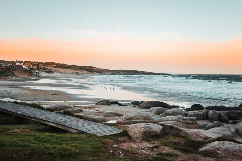 2 weeks uruguay itinerary Beach in Punta del Diablo uruguay where to stay | South America travel guides