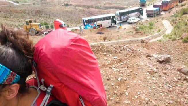 potosi political protests bolivia roadblocks 2018