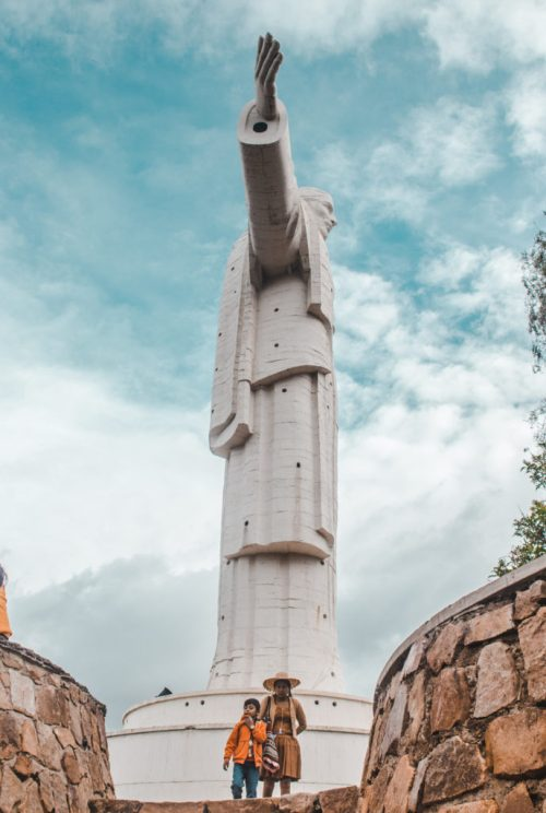 Travel guide to Cochabamba, Bolivia | Giant Jesus statue Christ of the Concord | South America