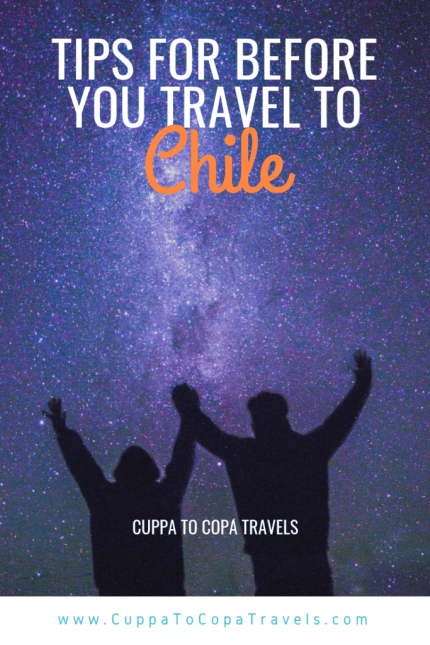 pinterest chile santiago milky way guide tips before you travel to chile guide south america trip