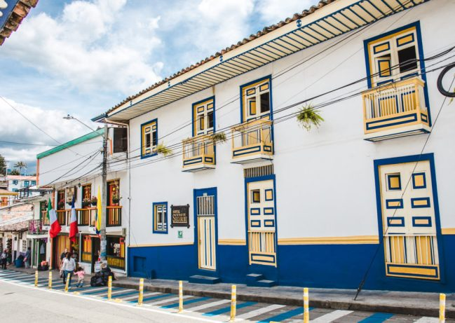 Salento coffee tours, accommodation and things to do in Salento Quindio Colombia | Hostal de Segorbe