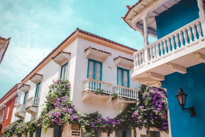 Where to stay in Cartagena | A guide to Cartagena, Colombia | South America Travel guides by Cuppa to Copa Travels