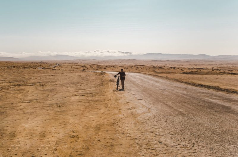 If we only had 2 weeks: Peru Itinerary | Paracas National reserve park cycling desert | Peru Travel Guide by Cuppa to Copa Travels