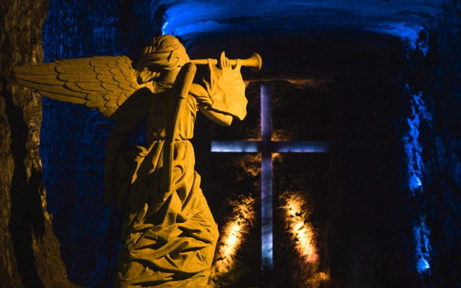 Guide to Catedral de Sal, Zipaquirá | Bogotá day trips: Salt Cathedral Zipaquira | Colombia travel guides by Cuppa to Copa Travels