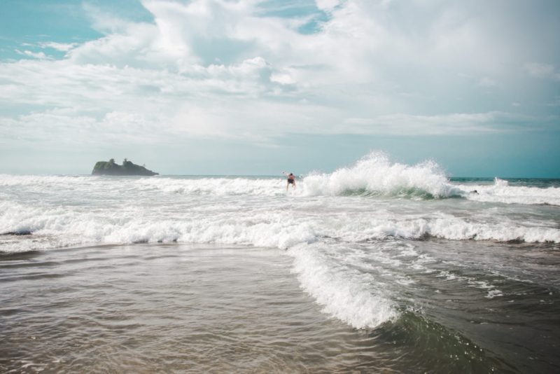 best surfer towns South America Central America | Guide to Latin America by Cuppa to Copa Travels