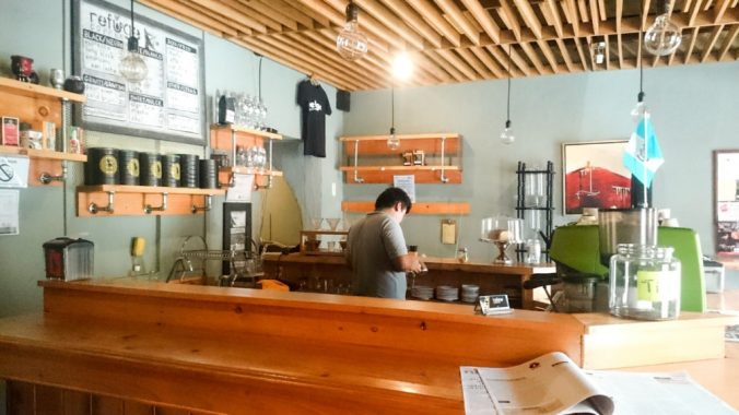 Best cafés in Antigua | El Refugio cafe | Refuge coffee shops Guatemala | Latin America travel guides by Cuppa to Copa Travels