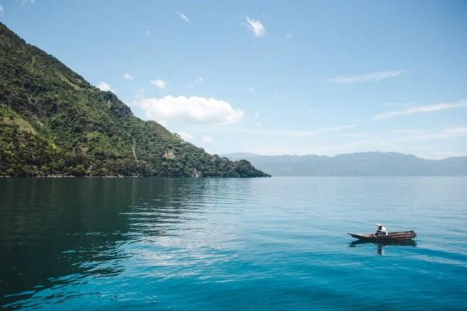 Maya Moon Lodge, Tzununa   Fisherman Guatemala   Latin America travel by Cuppa to Copa Travels