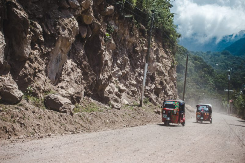 Tuktuk in San Juan   A Guide to the towns of of Lake Atitlán, Guatemala   Latin America travel by Cuppa to Copa Travels