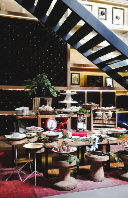Click Clack Hotel Brunch - Parque 93 Bogotá Colombia - South America Travel Guides by Cuppa to Copa Travels