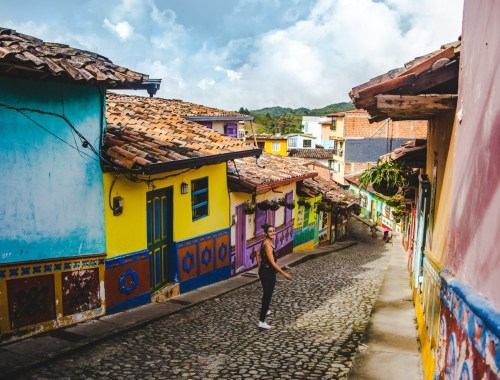 2 weeks Colombia itinerary: whistlestop all-rounder tour   Key places to visit in a 2 week trip to Colombia