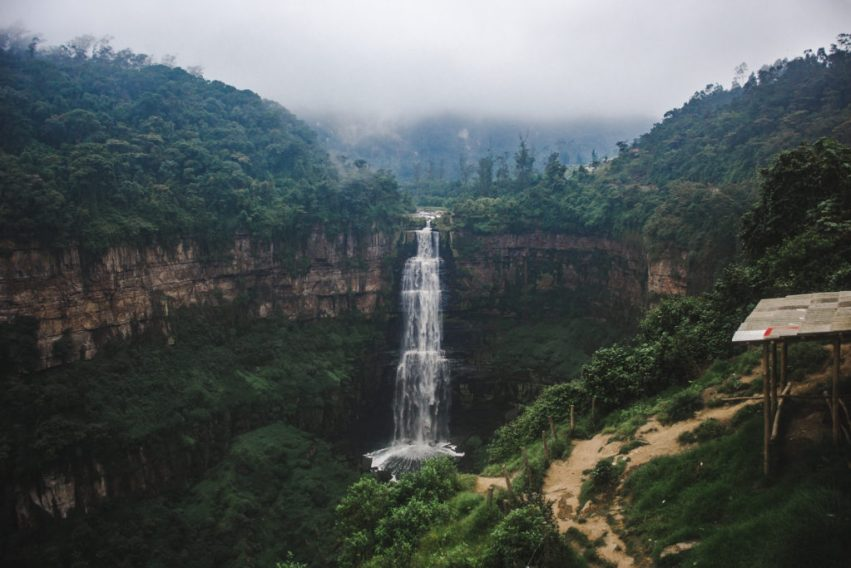 Guide to Tequendama Falls   Bogotá day trips: Salto del Tequendama   Colombia travel guides by Cuppa to Copa Travels