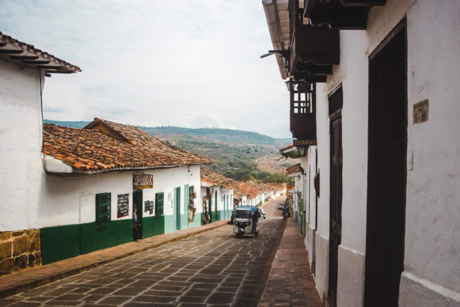 Things to do in Barichara Colombia's prettiest town, Santander | Travel tips in South America by Cuppa to Copa Travels
