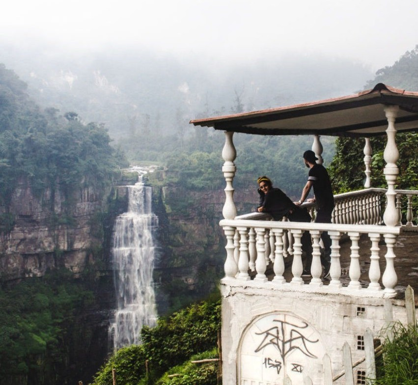 Guide to Tequendama Falls   Bogota day trips: Salto de Tequendama   Colombia travel guides