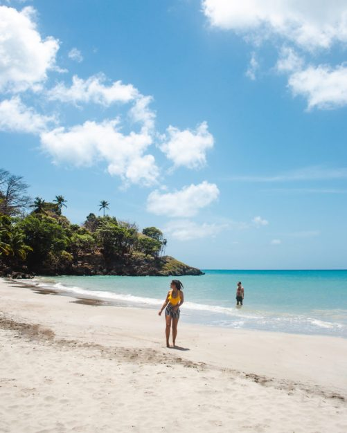 Fresh water bay Cayo Cangrejo Isla de Providencia | Colombia travel guides by Cuppa to Copa Travels