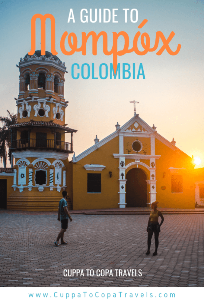 How to get to Mompox Colombia Mompos Colombian pueblo 2020
