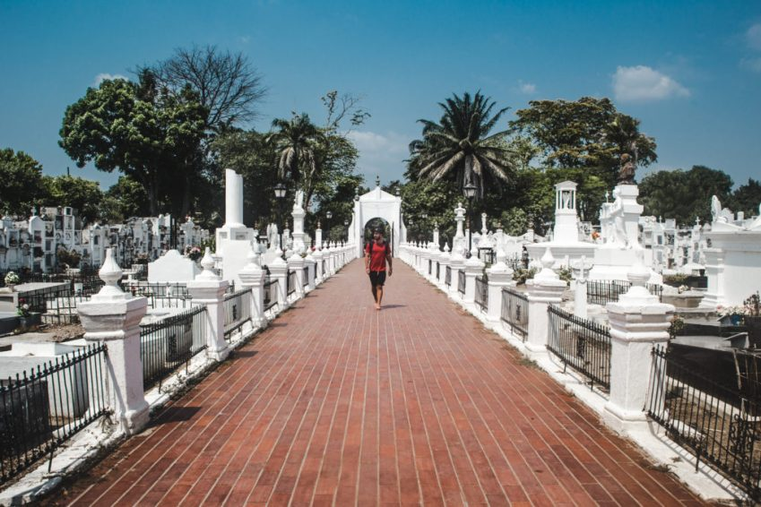 Cemetario Mompox How to get to Mompox Mompos Mompóx Colombia Magdalena travel guide | South America travel off the beaten path Colombia