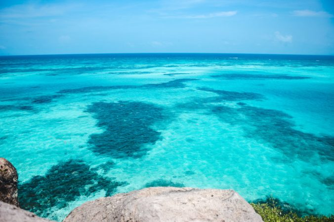 Crab Cay beaches of Providencia travel guide Colombia