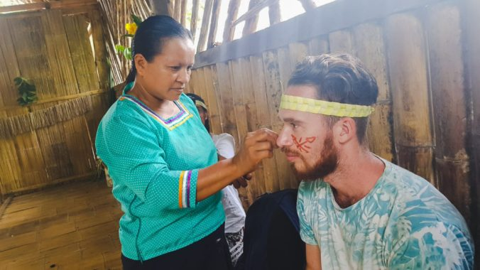 kichwa community wasi rio napo Ecuador indigenous Amazon