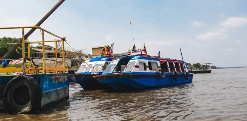 How to get to Mompós Mompox Colombia Magdalena travel guide | South America travel off the beaten path Colombia