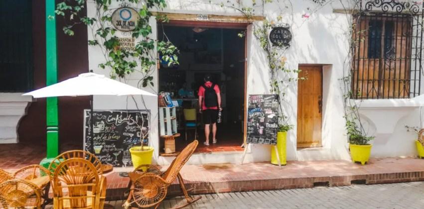 Sol de Agua Cafe Mompox Colombia travel guide